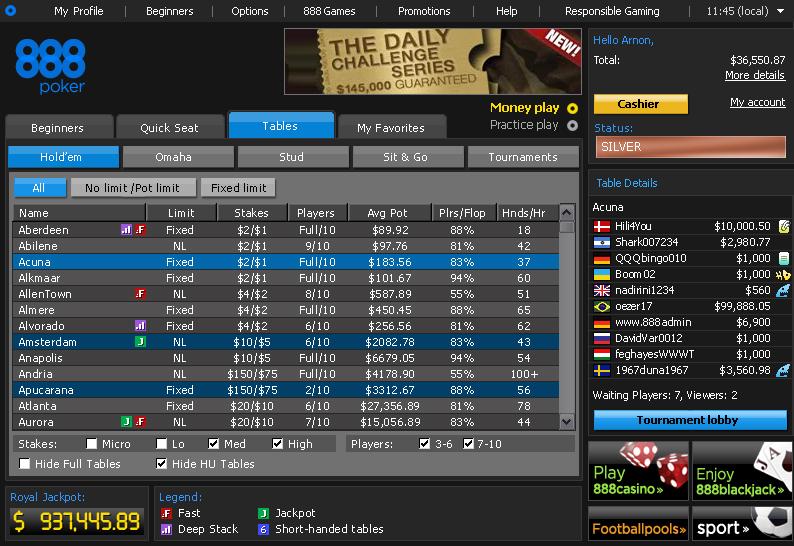 Online Pokern Kostenlos