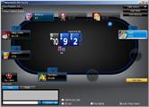 Screenshot 888 Poker Table
