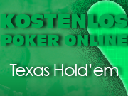 Texas Hold'em Poker Regeln