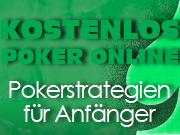 Pokerstrategie für Anfänger
